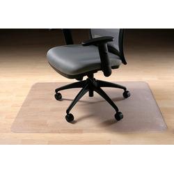 ANDIAMO Bodenschutzmatte Bürostuhlmatte, transparent weiß 90 x 120 cm