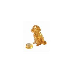 HCM KINZEL 3D-Puzzle Crystal Puzzle - Golden Retriever, Puzzleteile