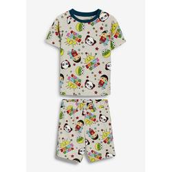 Next Pyjama Kurzer Pyjama (2 tlg) 110-116