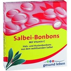 GESUND LEBEN Salbeibonbons 37 g
