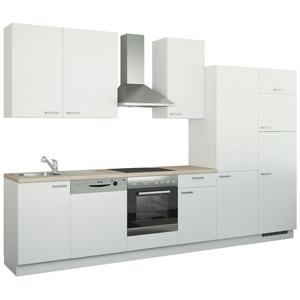 Küchenzeile mit Elektrogeräten  Dortmund ¦ weiß
