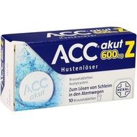 Hexal ACC akut 600 Z Hustenlöser Brausetabletten