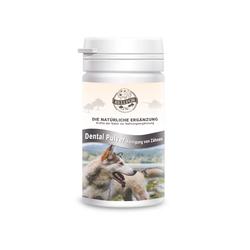 Dental Pulver natürliches Zahnpulver für Hunde von Bellfor Hundefutter