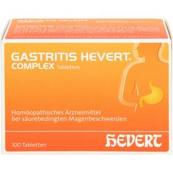 GASTRITIS HEVERT Complex Tabletten 100 St.