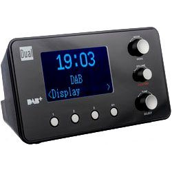 Dual DAB CR25.1 Digitalradio (DAB) (Digitalradio (DAB), UKW mit RDS)