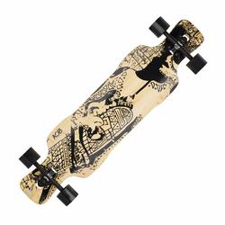 Area Skateboard Area Tribal Curves Longboard