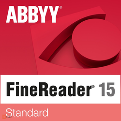 ABBYY FineReader 15 Standard 1PC WIN