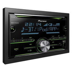 Pioneer Audio-System (Pioneer FH-X730BT - 2-DIN Bluetooth, CD, MP3, USB, Spotify Autoradio)