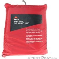 MSR F&L Body Hubba Tour 2 Tent Bodies rot