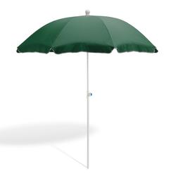 Strandschirm grün 180 cm UV30 Sonnenschirm