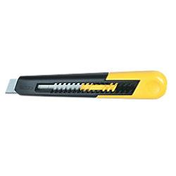 Bostitch Cuttermesser Schwarz, Gelb