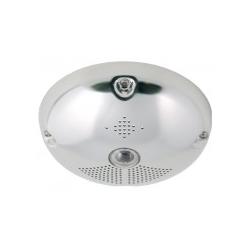 Mobotix Vandalism Housing Kameragehäuse Matte für MOBOTIX Q24M-Sec Q24M-SEC-D22 Q24M-Sec-Night (MX-Q24M-VANDAL-ESMA)