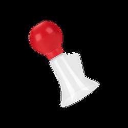 Brustpumpe mit handlichem Pumpball
