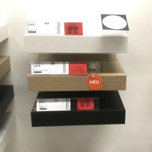 Ikea Wandregal Regal Lack 30x26x5 Verdeckte Beschläge Weiß Neu & Ovp 30x26 Cm