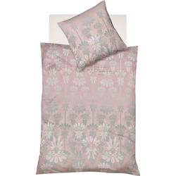 Bettwäsche Modern Classic 114086, fleuresse, Sommerliche Ornamente rosa 1 St. x 155 cm x 220 cm