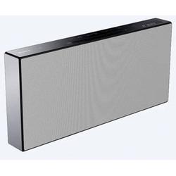 Sony CMT-X5CDBW Stereoanlage AUX, Bluetooth®, CD, DAB+, NFC, UKW, USB, 2 x 20W Weiß