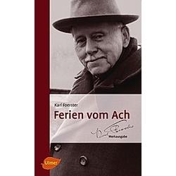 Ferien vom Ach. Karl Foerster  - Buch