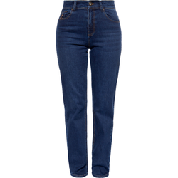 Queen Kerosin Melly, Jeans Damen - Blau - 30/30