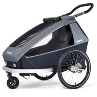 Croozer Kid Vaaya 1 graphite blue 2020