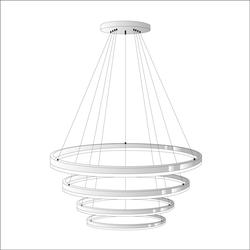 s.LUCE Ring Umbau zentrisch / exzentrisch (ohne LED-Ringe)