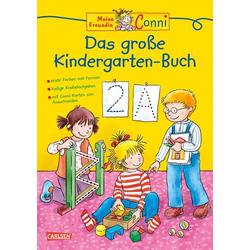 CO Conni - Das große Kindergarten-Buch