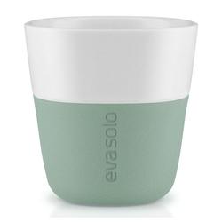 Eva Solo Espressotasse Faded Green 2er Set 80 ml