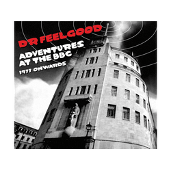 Dr. Feelgood - Adventures At The Bbc (Digipak) (CD)
