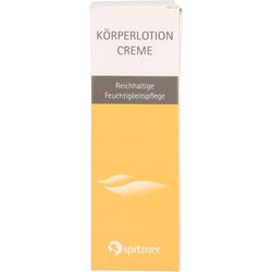 SPITZNER Körperlotion Creme 200 ml
