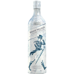 Johnnie Walker White Walker Games of Thrones Edition Blended Scotch Whisky