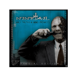 Ninetail - HALF TRUTHS And HAND GRENADES (CD)