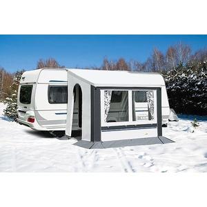 dwt Cortina II Wintervorzelt (Gr.2), 220x180cm, grau