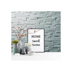 Homestar Verblendsteine Ambiente, BxL: 50x12 cm, (Set, 10-tlg) weiß