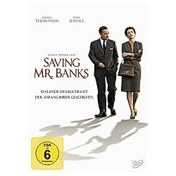 Saving Mr. Banks - DVD  Filme