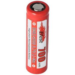 Efest IMR 14500 V1 - 700mAh 3,7V ungesicherter Li-Ion-Akku 50,1x14,15mm