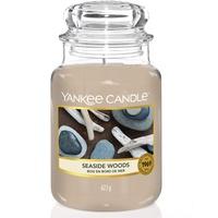 Yankee Candle Duftkerze im großen Jar, Seaside Woods