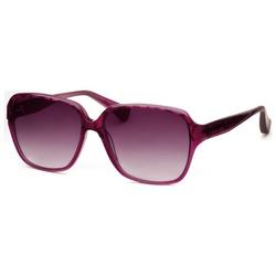 Lennox Eyewear Afia lila Sonnenbrille