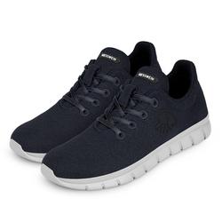 Giesswein Merino Runner dunkelblau Sneaker Herren