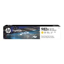 HP 982X - 114 ml - Hohe Ergiebigkeit - Gelb - Original - PageWide