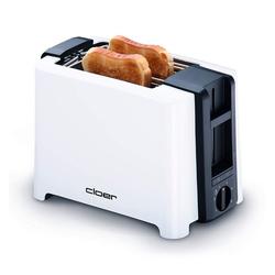 Cloer Toaster 3531 Toaster XXL weiß