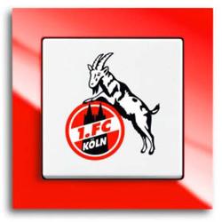 BUNDESLIGA FANSCHALTER 1. FC KÖLN