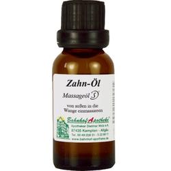 Zahn-Öl Massageöl