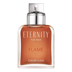 CALVIN KLEIN - Eternity Flame Men Eau de Parfum - Calvin Klein Eternity Flame for Man 30 ml