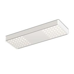 XT-A Direct 45 x 15 Deckenleuchte - Satin / Weiß, 3500 K