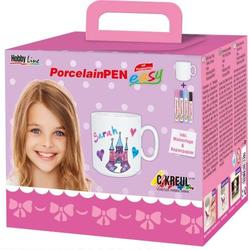 PorcelainPen easy Komplett-Set Mädchen