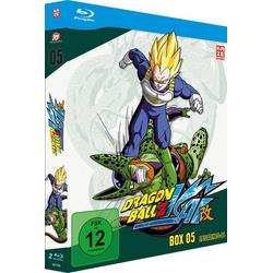Dragonball Z Kai - Box 5  [2 BRs]