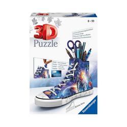 Ravensburger 3D-Puzzle 3D-Puzzle Sneaker - Astronauten im Weltall, 108, Puzzleteile
