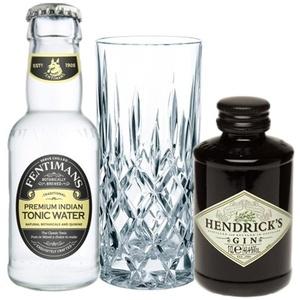 Hendrick's Gin Tasting Set incl. Nachtmann Glas