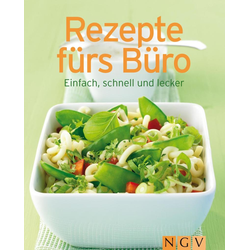 Rezepte fürs Büro: eBook von