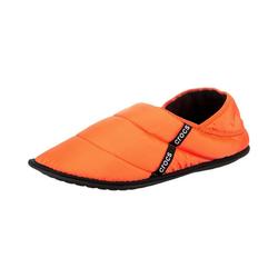Crocs Neo Puff Slipper Pantoffeln Pantoffel orange 36/37