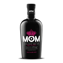 MOM Gin 0,7L (39,5% Vol.) mit Gravur